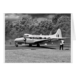 DH-104 Devon Card