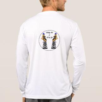 DH Twin Derricks Microfiber T Shirts