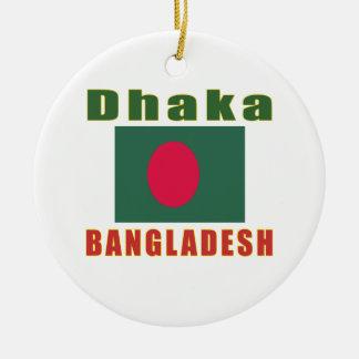 Dhaka Bangladesh  capital design Ornament