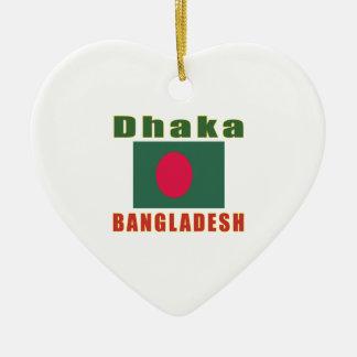 Dhaka Bangladesh  capital design Ornaments