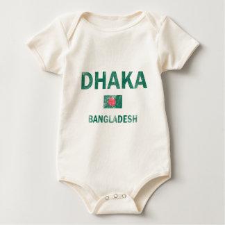 Dhaka Bangladesh designs Baby Bodysuit