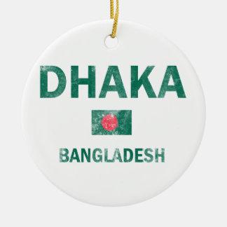 Dhaka Bangladesh Designs Christmas Ornaments