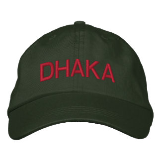 Dhaka Cap Embroidered Hats