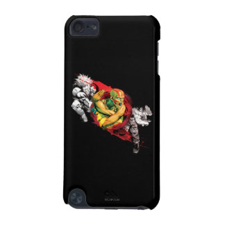 Dhalsim, Blanka & Guile iPod Touch (5th Generation) Case