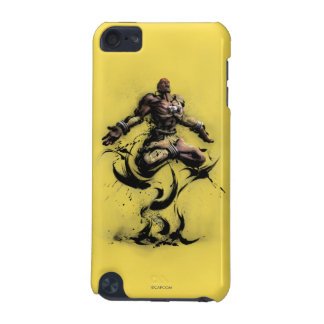 Dhalsim Floating iPod Touch (5th Generation) Cases