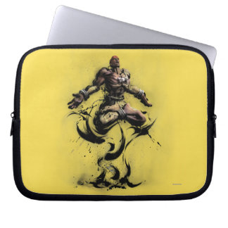 Dhalsim Floating Computer Sleeve