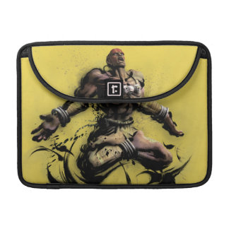 Dhalsim Floating Sleeve For MacBook Pro