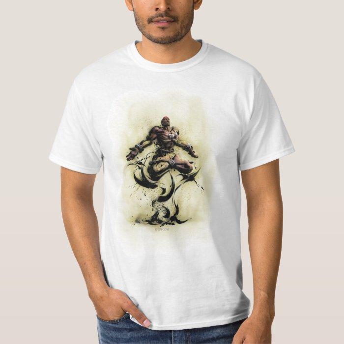 Dhalsim Floating T-Shirt