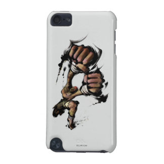 Dhalsim Long Punch iPod Touch (5th Generation) Case