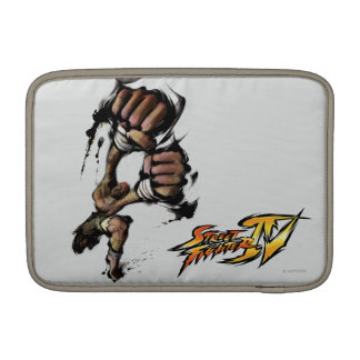 Dhalsim Long Punch Sleeve For MacBook Air