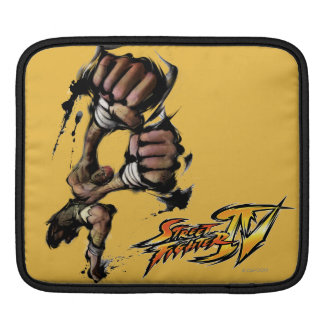 Dhalsim Long Punch Sleeves For iPads