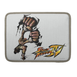 Dhalsim Long Punch MacBook Pro Sleeve