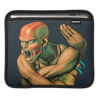 Dhalsim Twisted Sleeve For iPads