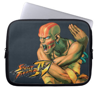 Dhalsim Twisted Laptop Computer Sleeves
