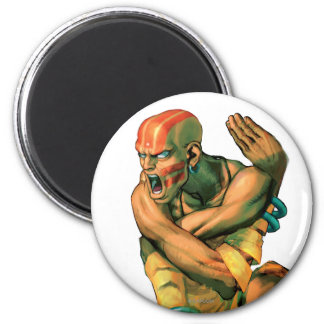 Dhalsim Twisted Magnet