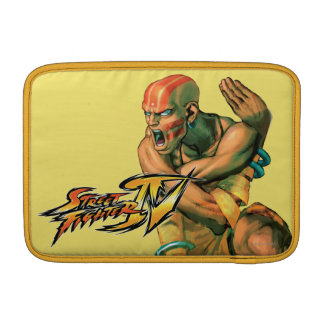 Dhalsim Twisted Sleeve For MacBook Air