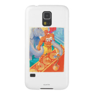 Dhalsim With Animals Galaxy S5 Cover