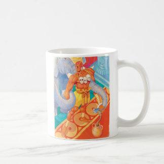 Dhalsim With Animals Classic White Coffee Mug