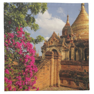 Dhamma Yazaka Pagoda at Bagan (Pagan), Myanmar Napkin