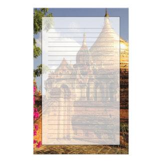 Dhamma Yazaka Pagoda at Bagan (Pagan), Myanmar Stationery