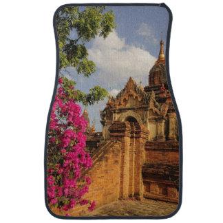 Dhamma Yazaka Pagoda at Bagan (Pagan), Myanmar Floor Mat