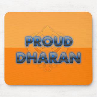 Dharan orgulloso orgullo de Dharan Tapete De Ratones