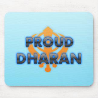 Dharan orgulloso orgullo de Dharan Tapete De Ratón