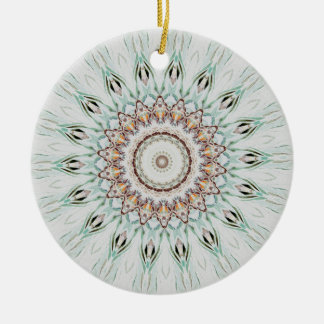 Dharma Love and Peace Flower Ornament