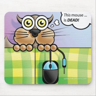 Dharma vs. Mouse Mouspad Mouse Pad