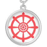 Dharma Wheel Custom Jewelry