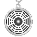 Dharma Wheel Design Necklaces