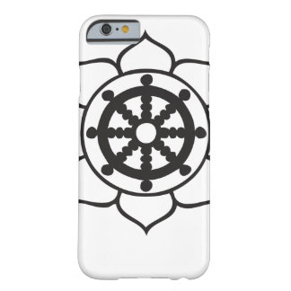 Dharma Wheel Lotus Barely There iPhone 6 Case