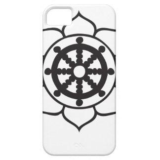 Dharma Wheel Lotus iPhone 5 Covers