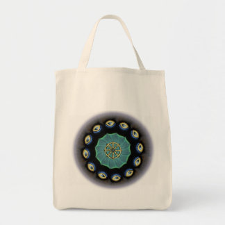 Dharma Wheel Mothwing Bag