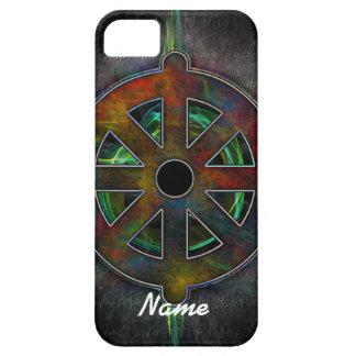 Dharma Wheel of Energy iPhone SE/5/5s Case