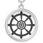 Dharma Wheel Pendants
