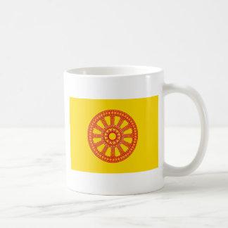 Dharmacakra - (Thailand) Design Coffee Mug