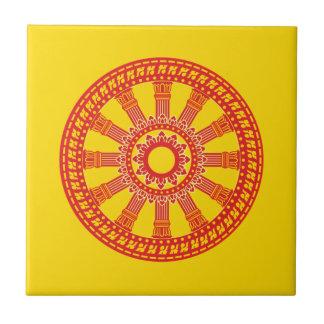 Dharmacakra - (Thailand) Design Tile