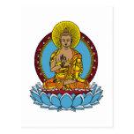Dharmachakra Buddha Postcard