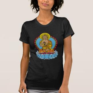Dharmachakra Buddha Tee Shirts