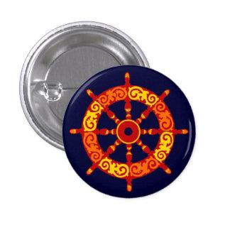 Dharmachakra pin