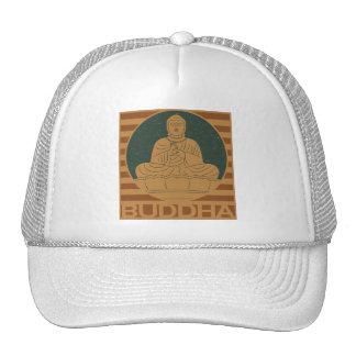 Dharmacharkra Buda Mudra Gorras De Camionero