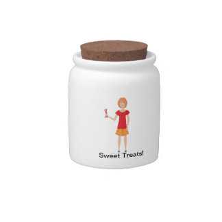 DHG Candy Jar