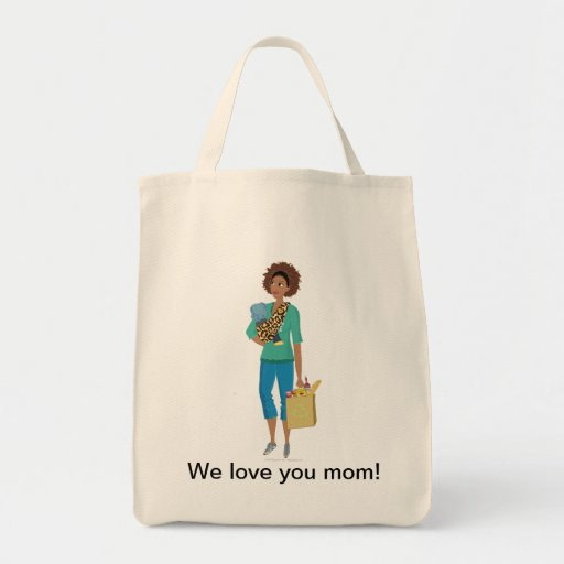 DHG Grocery Tote Tote Bags