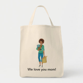 DHG Grocery Tote Grocery Tote Bag