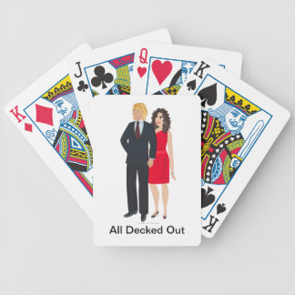 DHG Playing Cards