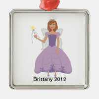 DHG Premium square ornament (2