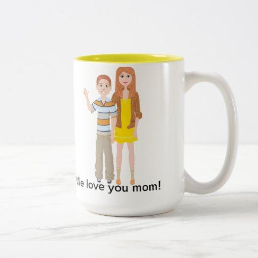 DHG Two tone mug (15 ounce)