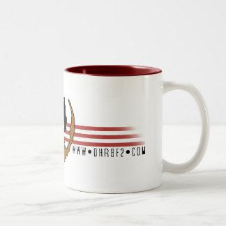 DHR Soldier 2-Tone Mug