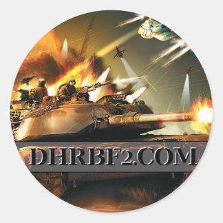 DHR Stickers